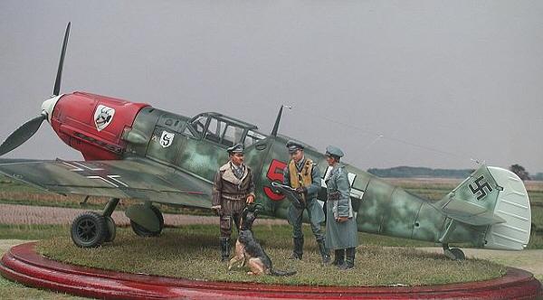 Bf109E-4