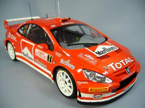 プジョー 307 WRC '05
