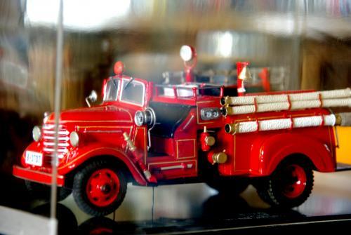 ニッサン180型消防車