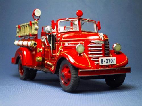 ニッサン180型消防車(2)