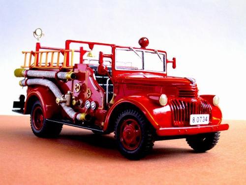 シボレー消防車