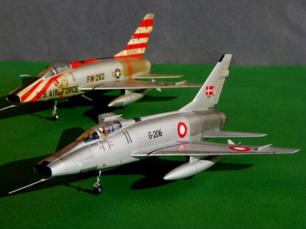 F100Dデンマーク空軍