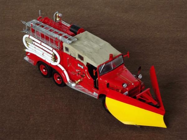 いすゞTW542消防車
