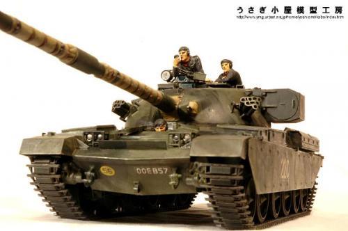 イギリス戦車チーフテンMk.5