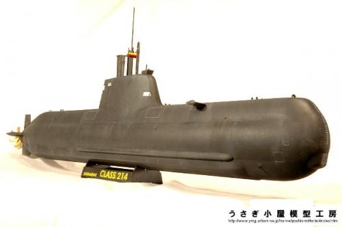 ドイツ214型潜水艦