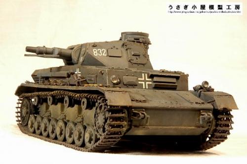 IV号戦車C型