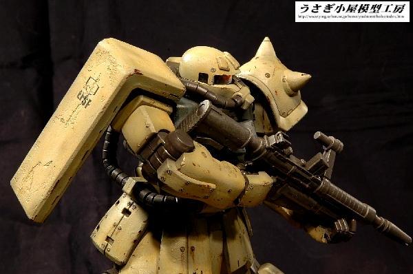 ザクIIF2型連邦軍仕様