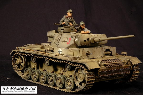 III号戦車J型
