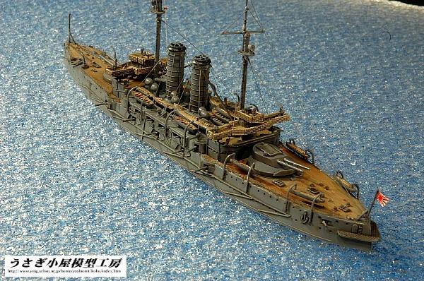 戦艦三笠 日本海海戦時
