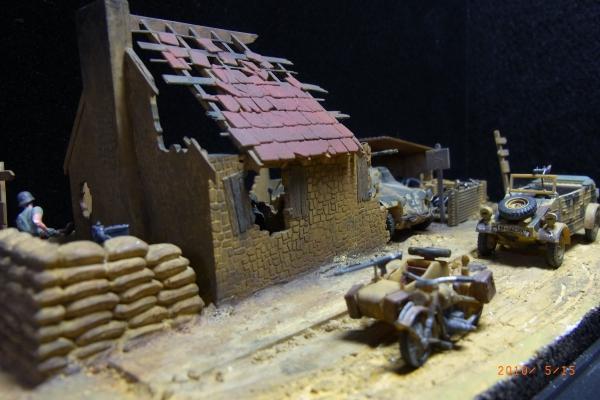 1/72 ドイツ軍前線通信所(1)