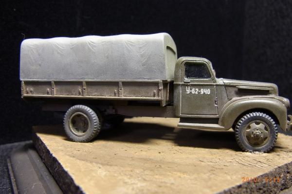 1/72 FORD6トラック