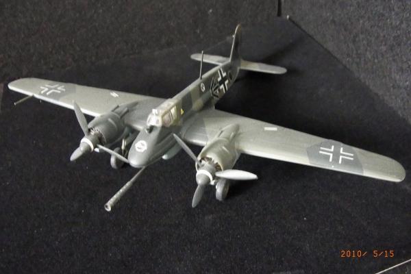 """1/72 ドイツ軍HS-129 B-3""""Tank Buster"""""""