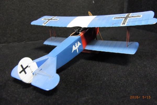 1/72 ドイツ空軍Fokker D-VII