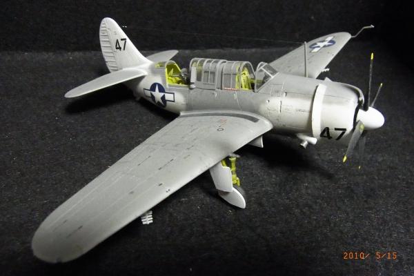 1/72 米海軍SB2C-4 HELLDIVER