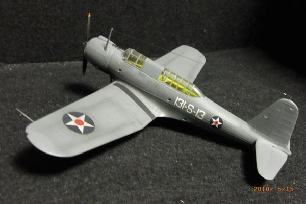 1/72 米海兵隊VOUGHTSB2U-3 VINDICATOR