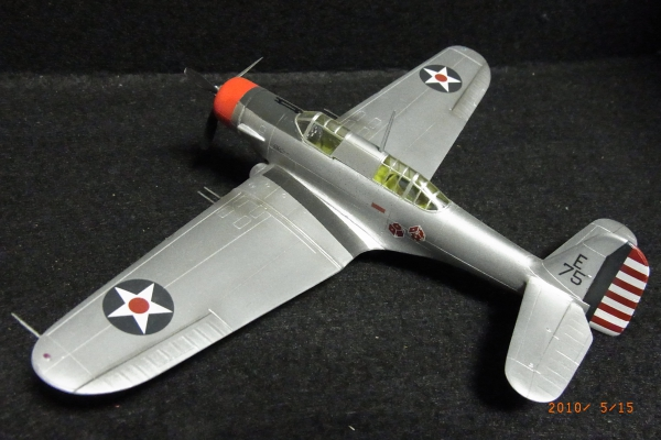 1/72 米陸軍A-17A
