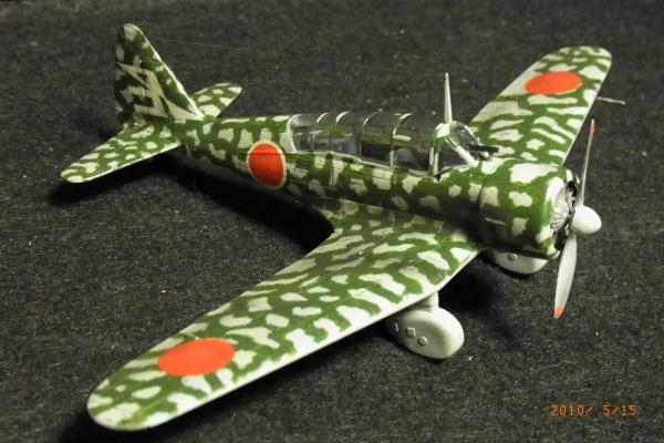 1/72 日本陸軍立川98式直接協同偵察機
