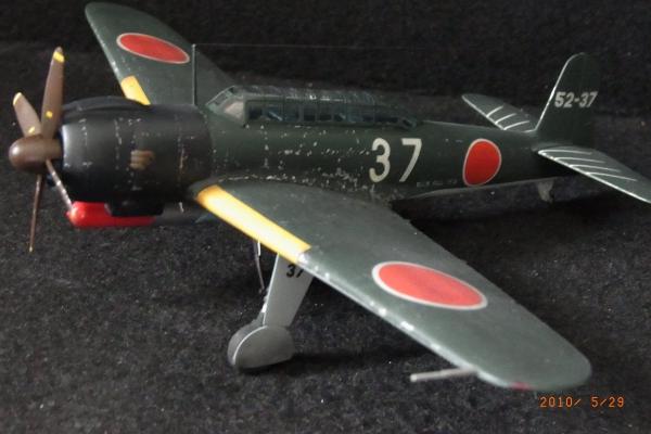 1/72 日本海軍中島艦上攻撃機天山21型