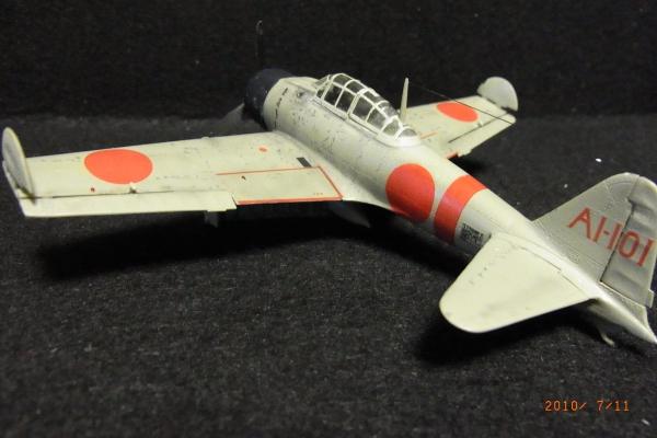 1/72 日本海軍三菱零式艦上戦闘機21型
