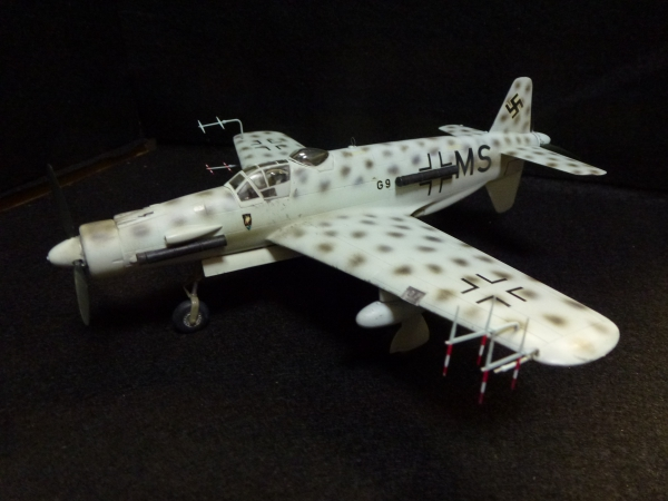 1/72 ドイツ空軍 Do 335B6 ARROW