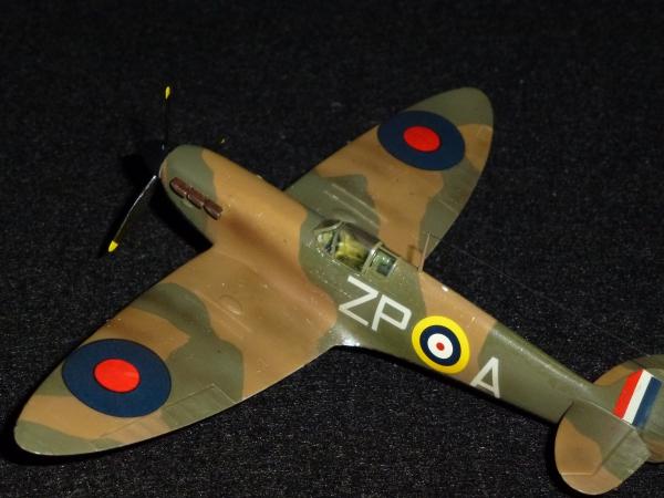 1/72 英空軍 スピットファイア Mk.I