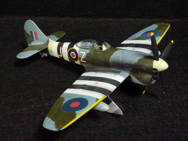 1/72 英空軍 ホーカーテンペスト Mk.V