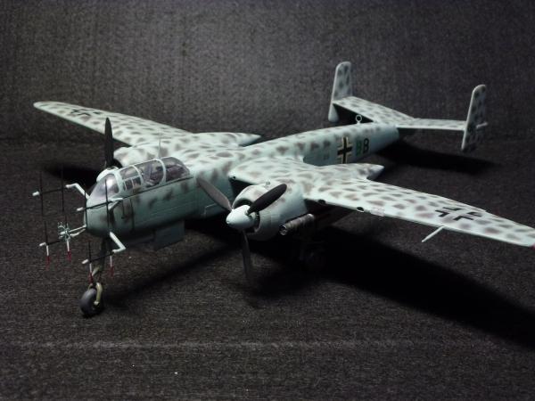 1/72 ドイツ空軍 ハインケル He219 A-0 UHU