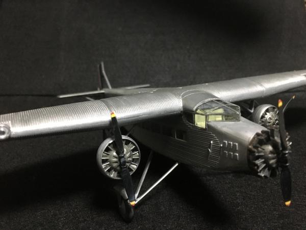 1/72 FORD JR-3 TRY-MOTOR,VJ-6M
