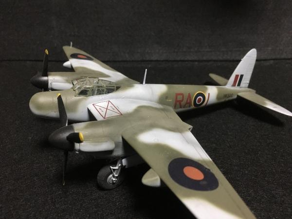 1/72 英空軍 De Havilland Mosquito NF Mk.XIII