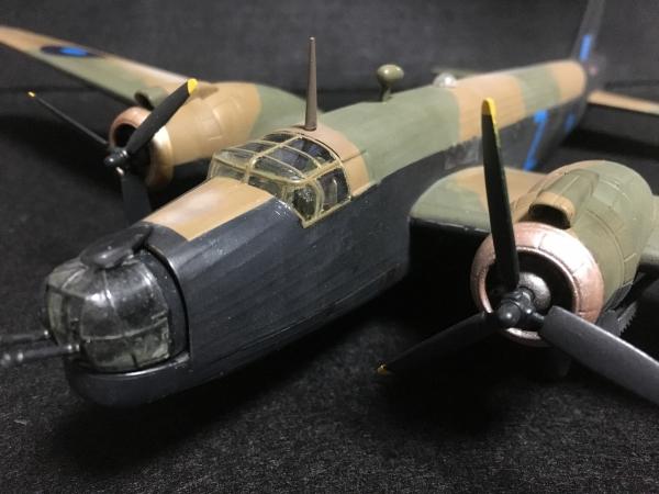 1/72  英空軍 Vickers Wellington B Mk.X