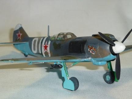 1/72 ソビエト軍 ラヴォーチキン LA-5FN