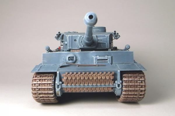 【田宮】タイガーⅠ戦車(初期型)【1/35】