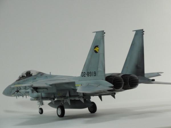 1/32 航空自衛隊F15Jイーグル 小松基地306SQ