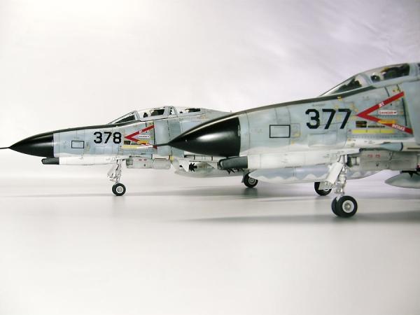 タミヤ1/32 航空自衛隊F-4EJファントムII
