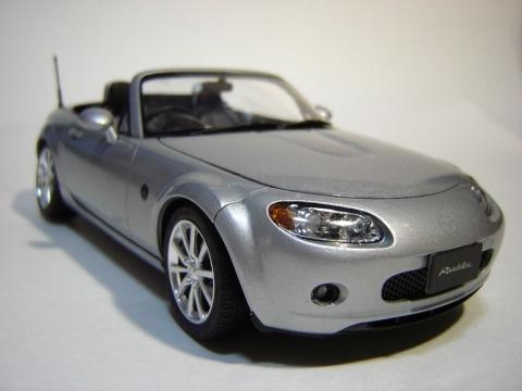 1/24 マツダ ロードスター RS(フジミ)