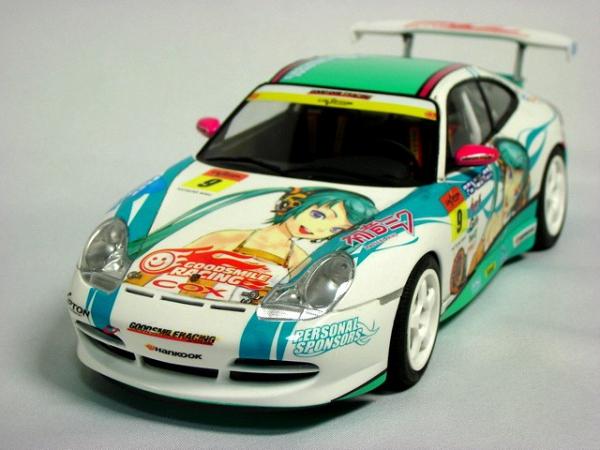 1/24 Racingミク ポルシェ911 GT3(タミヤ)
