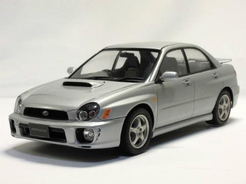 1/24 スバル インプレッサWRX NB(タミヤ改)