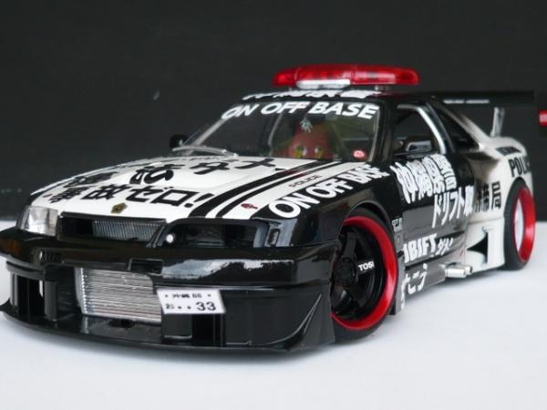 R33ポリス