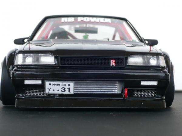 R31黒ブリスター風