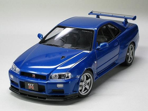 日産スカイラインGT-R VspecⅡ