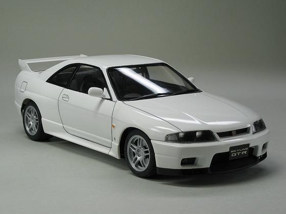 ニッサン スカイライン GT-R Vスペック (R33)