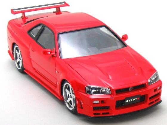 ニッサン スカイライン GT-R NISMO Zチューン(R34)