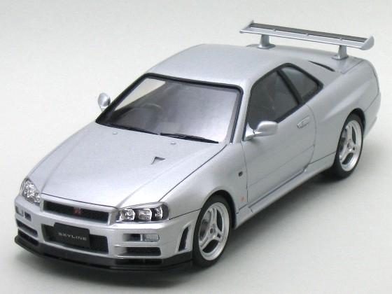 ニッサン スカイライン GT-R VスペックII (R34)