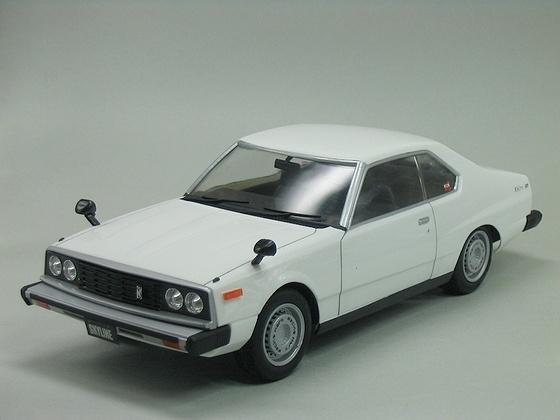 ニッサン スカイライン HT 2000 GT-E・S '77(KHGC210)