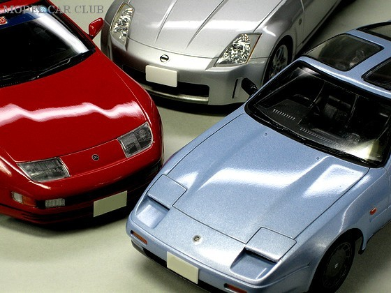 歴代フェアレディZ(Z31、Z32、Z33)
