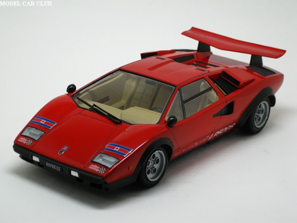 ランボルギーニ カウンタック LP500S