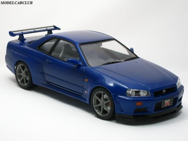 ニッサン スカイライン GT-R Vspec(R34)