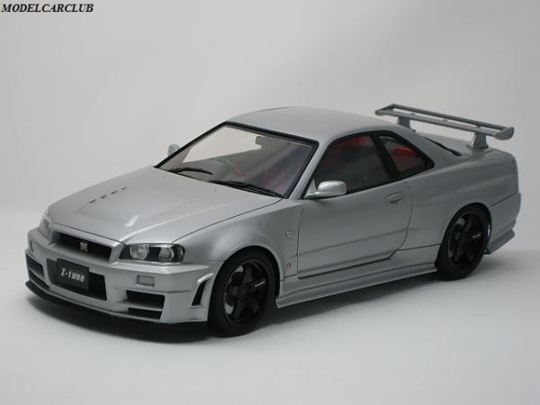 ニスモ R34 GT-R Z-tune