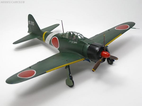 日本海軍零式艦上戦闘機21型(三菱 A6M2 零戦21型)
