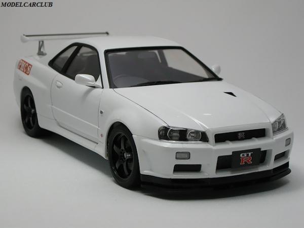 ニッサン スカイライン GT-R VspecⅡ(R34)